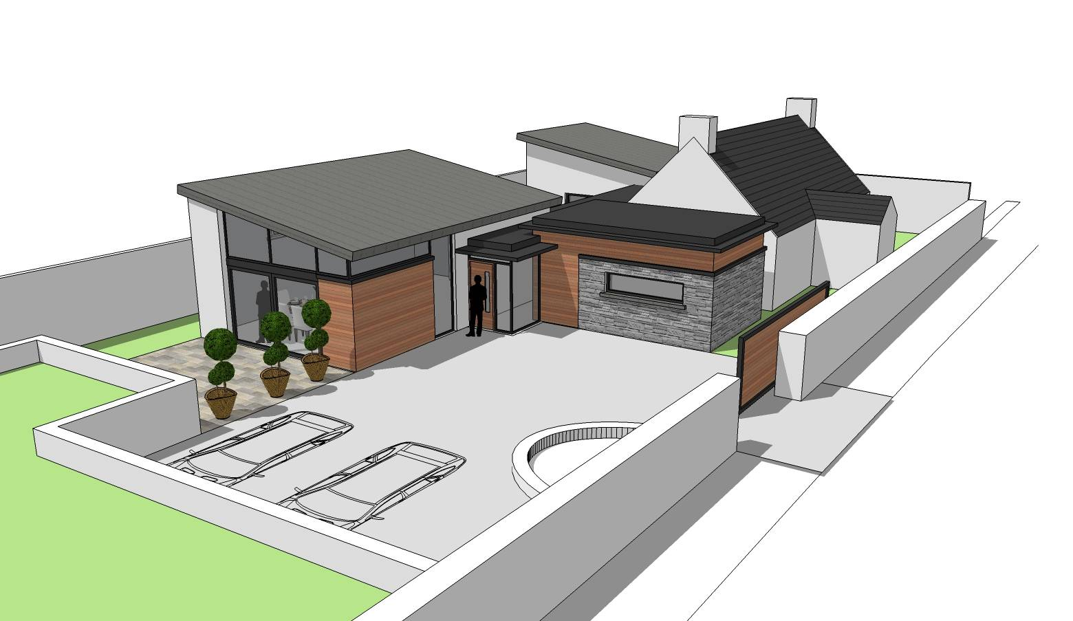Architectural Design for Extensions Cork